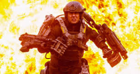 Movie Trailer: The Edge Of Tomorrow