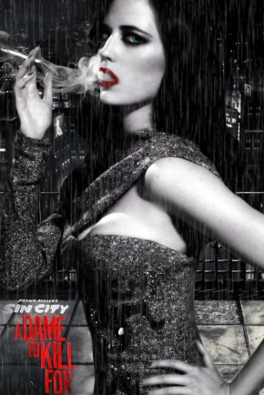 Hot New Trailer: Sin City: A Dame To Die For