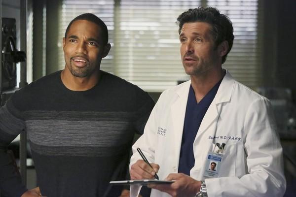 Grey's Anatomy Jason George