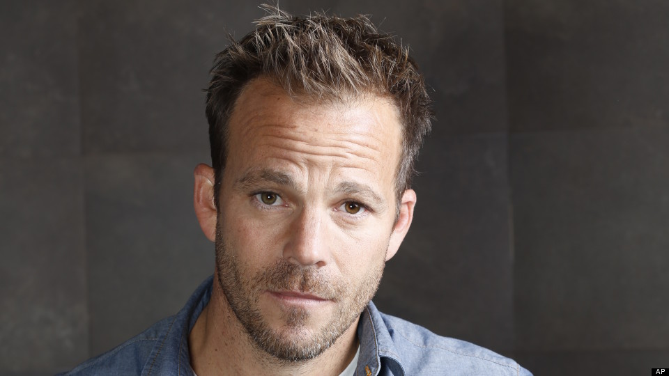 Actor Stephen Dorff poses for portraits at the 7th edition of the Rome International Film Festival in Rome, Friday, Nov. 16, 2012.  (AP Photo/Domenico Stinellis)